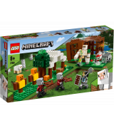 LEGO Minecraft Pillagerien linnake 21159