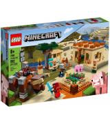 LEGO MINECRAFT Illagerien hyökkäys 21160