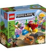 LEGO MINECRAFT Koralliriutta 21164