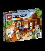 LEGO MINECRAFT Kauppa-asema 21167