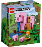 LEGO MINECRAFT Sikatalo 21170