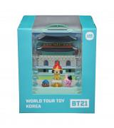 YOUNG TOYS BT21 Maailmanmatkaaja -lelu,  Korea