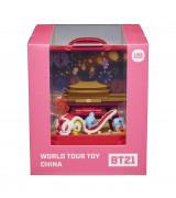 YOUNG TOYS BT21 Maailmanmatkaaja -lelu, Kiina