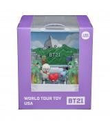 YOUNG TOYS BT21 Maailmanmatkaaja -lelu, USA