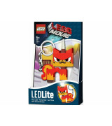 IQ LEGO The Lego Movie Angry Kitty LED-avaimenperä