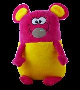 TALLULA Pehmolelu, Vaaleanpunainen Hiiri, 45cm
