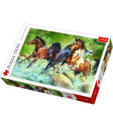 TREFL Palapeli 1500 Hevoset