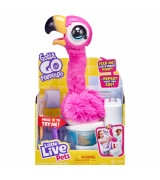 MOOSE LITTLE LIVE PETS Gotta-Go Flamingo