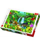 TREFL Palapeli 2000 Viidakko
