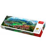 TREFL Panoraamapalapeli 500 Montenegro