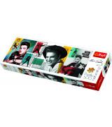 TREFL Panoraamapalapeli 500 Elvis Presley