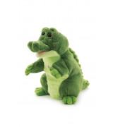 TRUDI käsinukke Krokotili 25 cm
