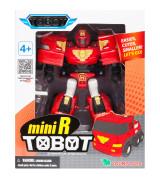 YOUNG TOYS TOBOT Mini Tobot R toimintahahmo