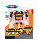 YOUNG TOYS TOBOT Mini Adventure X toimintahahmo