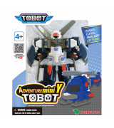 YOUNG TOYS TOBOT Mini Adventure Y toimintahahmo