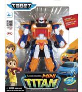 YOUNG TOYS TOBOT Mini Titan toimintahahmo