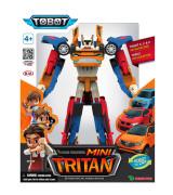 YOUNG TOYS TOBOT Mini Tritan toimintahahmo