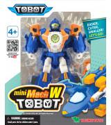YOUNG TOYS TOBOT Mini Tobot Mach W toimintahahmo