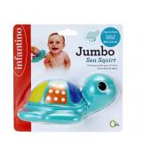 INFANTINO Jumbo kylpylelu Kilpikonna