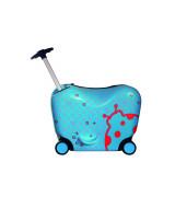 OOPS matkalaukku pyörillä