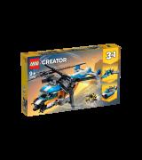 LEGO Creator Kaksiroottorinen helikopteri 31096