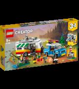 LEGO CREATOR Karavaanariperheloma 31108