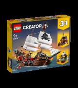LEGO CREATOR Merirosvolaiva 31109