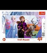 TREFL Palapeli 15 Frozen 2