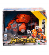 YOUNG TOYS METALIONS Main Taurus-hahmo