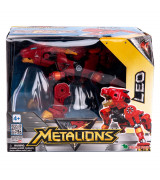 YOUNG TOYS METALIONS  Main Leo-hahmo