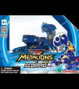 YOUNG TOYS METALIONS Mini Scorpio-hahmo