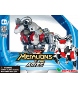 YOUNG TOYS METALIONS Mini Aries-hahmo