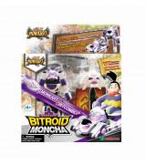 YOUNG TOYS MONKART Robot-Transformer Bitroid Moncha-hahmo