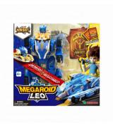 YOUNG TOYS MONKART Robot-Transformer Megaroid Leo-hahmo