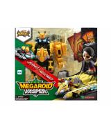 YOUNG TOYS MONKART Robot-Transformer Megaroid Vasper-hahmo