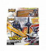 YOUNG TOYS MONKART Robot-Transformer Bitorid Dante-hahmo