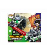YOUNG TOYS MONKART Robot-Transformer Megaroid Rarrken-hahmo