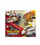 YOUNG TOYS MONKART Robot-Transformer Megaroid Lancelot-hahmo