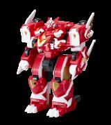 YOUNG TOYS MONKART Robot-Transformer Gigaroid Draburst-hahmo