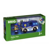 BRIO Poliisiauto