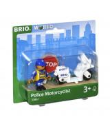 BRIO Moottoripyöräpoliisi
