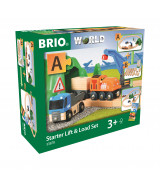 BRIO Lift and Load -aloitussetti