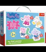 TREFL Baby Classic palapeli Pipsa Possu