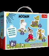 TREFL Baby Classic palapeli Moomin