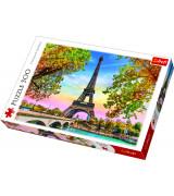 TREFL Palapeli 500 Pariisi