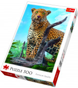 TREFL Palapeli 500 Leopardi