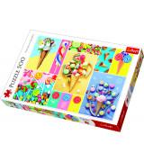 TREFL Puzzle 500 Makeiset
