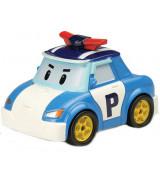 POLI ROBOCAR Metallinen auto Poli