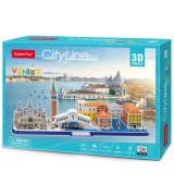 CUBICFUN 3D Palapeli Venetsia