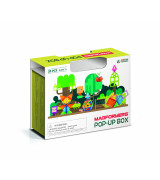 MAGFORMERS Rakennussetti Pop-up Box